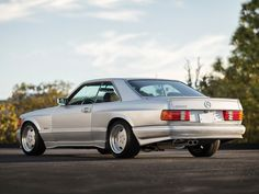 158 Best Mercedes 560 sec images in 2018 | Rolling carts, Cars