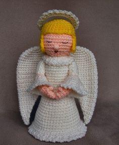 Crochet Angel  PDF Pattern by WolfDreamerOTH on Etsy, $5.00