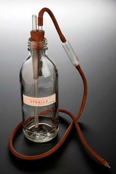 Botella para transfusión de sangre