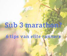#Running #Marathon #Sub3 #Training