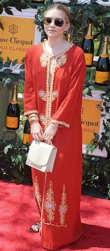 Diss: Ashley Olsen at Veuve Clicquot Polo Classic #HitsandDisses