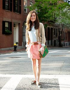 Simple Style: Classic Preppy Aesthetic