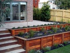 Cost To Install Retaining Wall Raised Flower Beds I Like The Terraced Appearance Would Be Great On The Side Of A Deck Cost To Install Timber Retaining Wall