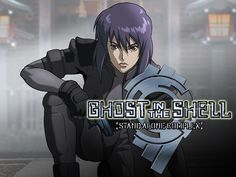 Ghost In The Shell  The Stand Alone Complex