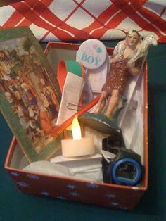 Advent-in-a-box from RETHINKING YOUTH MINISTRY