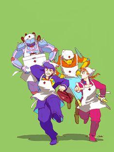 why tf does Crazy Diamond have a first aid kid when he IS a first aid kit Jojo's Bizarre Adventure, Jojo's Adventure, Shizuka Joestar, Dragon Rey, Got Memes, Kawaii, Best Waifu, Fanart, Jojo Bizarre