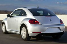 2015 Volkswagen Beetle TDI with Sound and Navigation