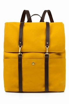 mismo backpack - curry/brown... i missed this last season.