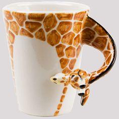 Tasse Girafe