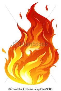 Vector - A big fire - stock illustration, royalty free illustrations, stock clip art icon, stock clipart icons, logo, line art, EPS picture, pictures, graphic, graphics, drawing, drawings, vector image, artwork, EPS vector art