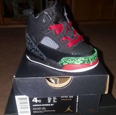 online store 81add 636ca Jordan Shoes   Jordan Spizike Bt   Color  Black Red   Size  4bb