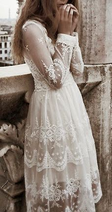 white lace beach short dress