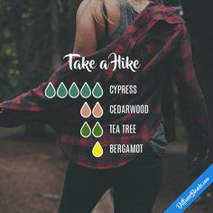 Take a Hike - Essential Oil Diffuser Blend
