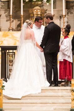 Cathedral christ king atlanta wedding dress