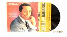1966 Al Martino Thing Ill go somewhere and Cry Myself to Sleep Vinyl LP 33  #TraditionalVocal
