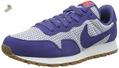 Nike womens air pegasus 83 trainers 828403 sneakers shoes (US 7, blue - white 500) - Nike sneakers for women (*Amazon Partner-Link)