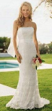 Galina Vw9340 Beaded Lace Sheath With Godet Inserts Wedding Dress. Galina Vw9340 Beaded Lace Sheath With Godet Inserts Wedding Dress on Tradesy Weddings (formerly Recycled Bride), the world's largest wedding marketplace. Price $255.00...Could You Get it For Less? Click Now to Find Out!
