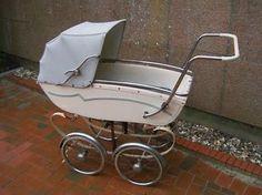 Klassieke kinderwagen van Mutsaerts, Jaren '60