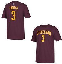 69d54ca5661 Isaiah Thomas Cleveland Cavaliers NBA Men's Player Tee Shirt adidas T-Shirt  NEW