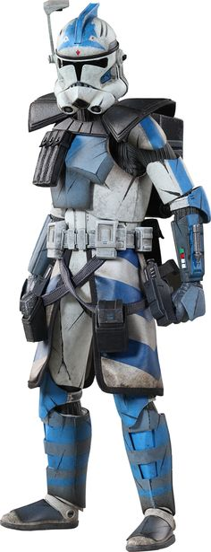 Star Wars: Arc Clone Trooper Fives Phase II Armor, Voll bewegliche Deluxe-Figur… Star Wars Film, Star Wars Clone Wars, Star Wars Art, Star Trek, Rougue One, Figuras Star Wars, Film Science Fiction, Dc Comics, Sideshow Collectibles