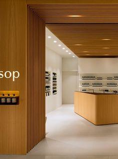 Aesop Elements Shop, Hong Kong