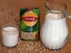 Fotorecept: Sójové mlieko a okara