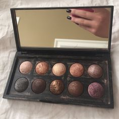 Sephora Moonshadow baked palette use maybe 3 times. awesome palette I just have too much makeup lol Sephora Makeup Eyeshadow
