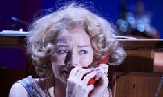 Playing it straight ... Dial M for Murder at the West Yorkshire Playhouse. Photograph: Manuel Harlan/PR