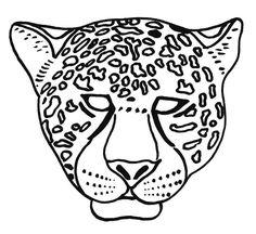 109 meilleures images du tableau masques colorier et non colorier masks coloring books et - Masque a colorier et a imprimer ...