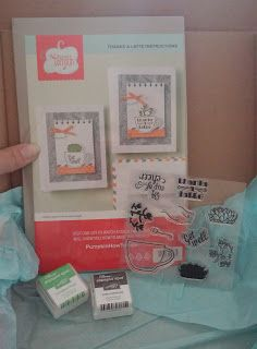 Stampin Fun : Paper Pumpkin July 2015