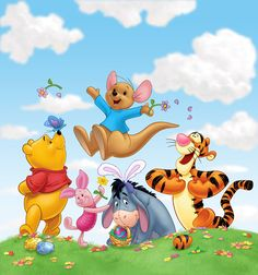 Pooh by Corey Wolf