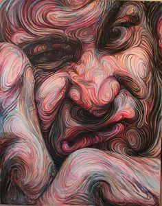 Artist Nikos Gyftakis