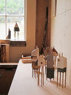 Studio Tour: Wood Artist Yukihiro Akama | Design*Sponge