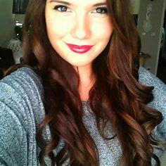 red lipstick♥ by Kimberley van Oudheusden
