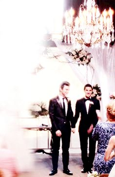 Yes, honey - you really are married to Kurt. I know, I'm freaking out too...