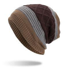Nouveau Beechfield Black Beanie Noël hiver pour homme chapeau en tricot bargain bon marché