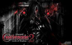 Castlevania Lords of Shadow 2 Alucard | Castlevania Lords of Shadow 2 - Alucard Character Creation