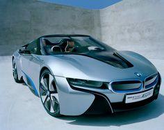 BMW Concept Automobile