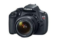 Enter to Win a Canon Rebel T5 Camera!