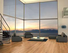 helle diele landhausdiele eiche geb rstet wei ge lt von hain parkett parkett. Black Bedroom Furniture Sets. Home Design Ideas