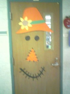 My Scarecrow Door 11-12