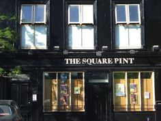 Square Pint Kenmare - Click pub photo image above to purchase your #Pubs of #Ireland Photo VILLAGE WALK 38 KENMARE