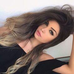 Tendencias en mechas para el cabello 2018, mechas platinadas, mechas balayage, mechas californianas, mechas para morenas, mechas balayage para morenas, mechas rubio cenizo, blayage rubio oscuro, imagenes de mechas balayage, balayage en negras, balayage para piel canelas, estilos de mechas, trends in hair strands, balayage wicks, bricks for brunettes #imagesofwicks #balayageparamorenas #wicksstyles