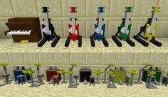 Musiccraft 2 Mod for Minecraft 1.7.10