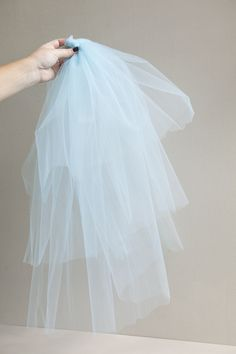 DIY | silly bachelorette party veil - Something Turquoise {ideas for the DIY bride}