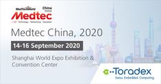 We're participating at the 16th #Medtec exhibition in #Shanghai, #China which began this week! Drop by for a look at our interesting product portfolio, engaging #demos and much more. We look forward to meeting you! #MedtecChina #medicaldevice #embedded Product Portfolio, Convention Centre, Shanghai, Drop, China, Education, News, Teaching, Training