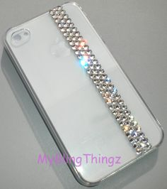 Simply Exquisite Crystal Clear Diamond Bling by MyBlingThingz, $23.95