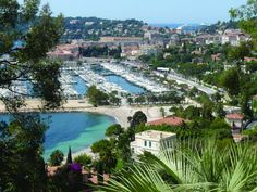 A Little Jewel on the Côte d'Azur. For the past 6 years, correspondent Lanie Goodman has been living in Beaulieu-sur-Mer, a miniature Riviera town wedged between Villefranche-sur-Mer and Èze. Here she shares her insider recommendations #france #secretfrance #bestdestinations