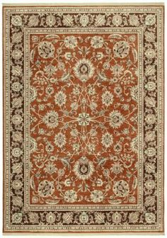 """Shaw Renaissance Monaco 2'6"""" x 8'0"""" Spice Runner Area Rug by Shaw. $249.00. Renaissance MONACO spice rug by Shaw Floors is a machine made rug made from synthetic. It is a 2 x 8 area rug runner in shape. The manufacturer describes the rug as a spice 2'6"""" x 8'0"""" area rug. Buy discount rugs with Buy Area Rugs .com SKU 3V502-05810-71