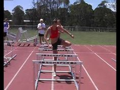 Hurdle Drills - great for mobility not just for hurdlers Running Training Plan, Sports Training, Speed Workout, Track Workout, Track Drill, Agility Workouts, Football Drills, Training Quotes, How To Get Better